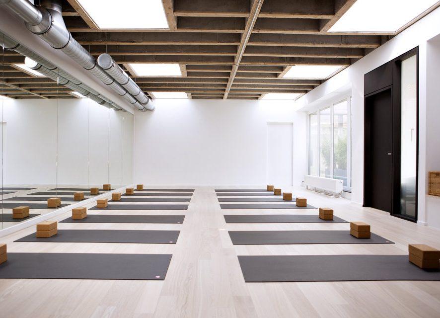 Vind een yogastudio in je buurt