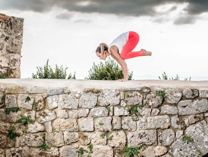 Yogavideo's om bij weg te dromen
