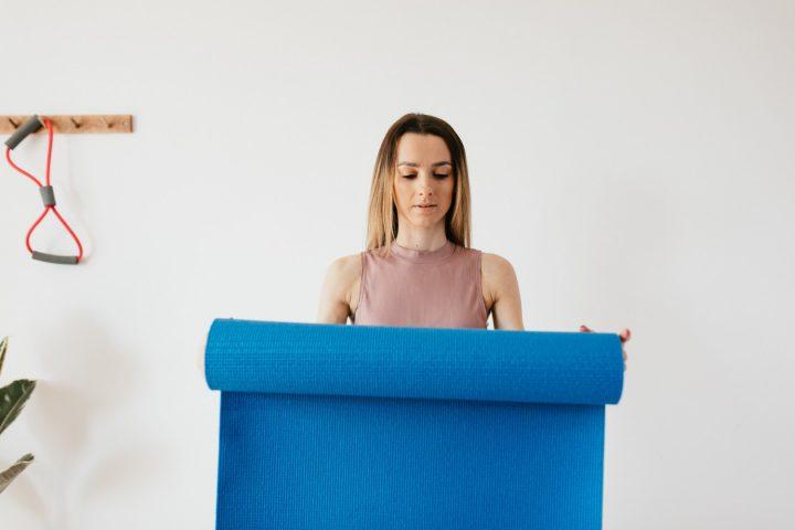 Hoe kies ik een yogamat