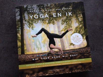 Uitgelezen: Yoga en ik