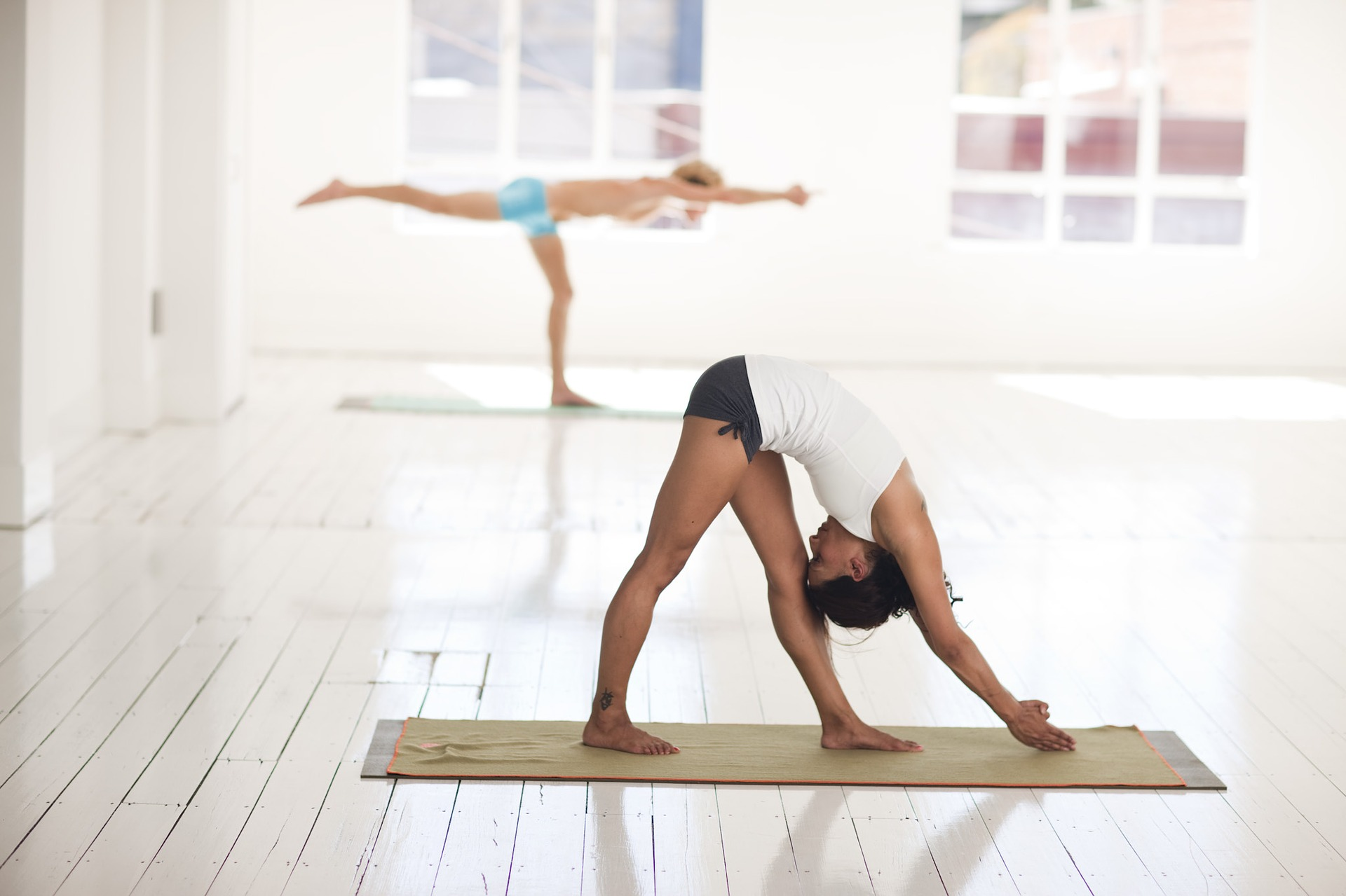 Yogastijl: Bikram of Hot Yoga