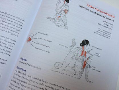 Uitgelezen: Yoga anatomie