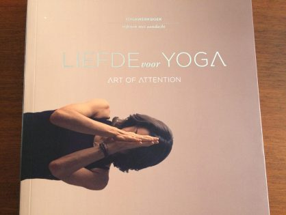 Yoga boek: Liefde voor yoga