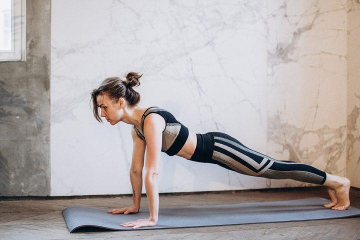 Stap voor stap: Plank