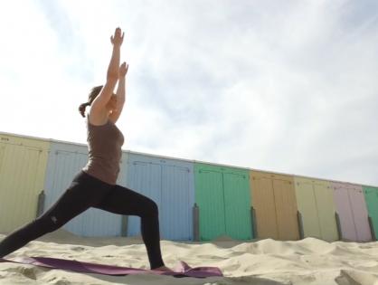 Yogareeks voor meer energie