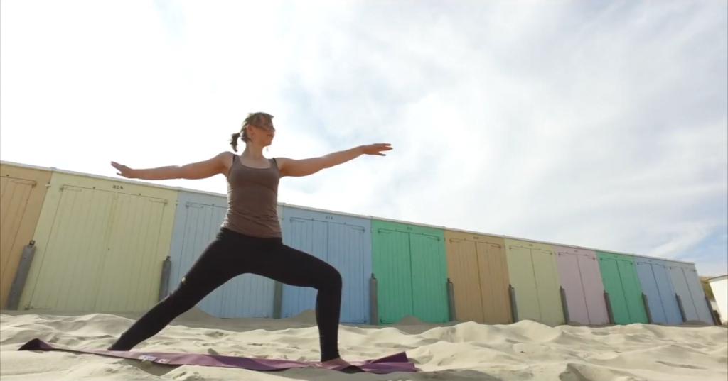 yoga oefeningen voor meer energie