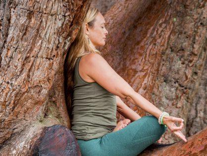 Uitgelezen: Yoga geeft ruimte - Skadi Van Paasschen