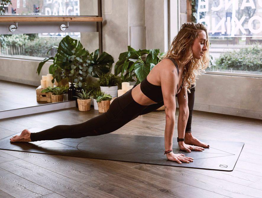 Creëer ruimte in je heupen met yoga