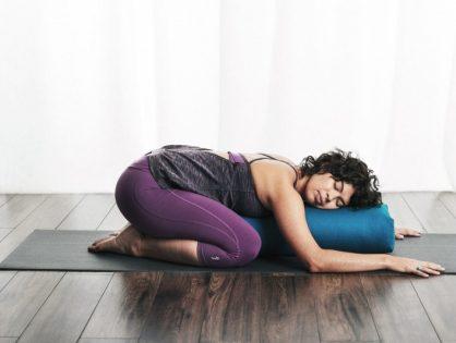 Diepe ontspanning met Restorative Yoga